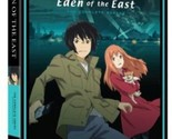 Eden of the East: The Complete Series [2 Discs] Anime