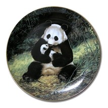 W.S George Fine China: The Panda [Bradford Exchange] Collector Plate - £49.18 GBP