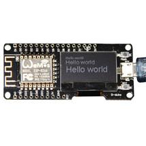 Wemos Nodemcu Wifi For Arduino And NodeMCU ESP8266 + 0.96 Inch OLED Board - $25.25