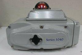 VSI Series 1040 110V Valve Actuator Type NEMA 4X 60HZ 1.8A 40kg-m New - $494.99