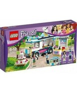 Lego Friends 41056 Heartlake News Van Pre-Owned with box and instructions - $22.76