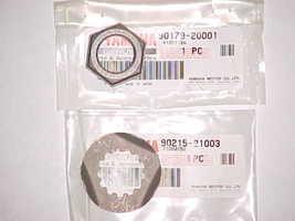 Front Sprocket Nut Washer OEM Yamaha YFZ450 YZ450F WR450F YFZ 450 YZ WR ... - $14.95