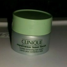 Clinique Repairwear Laser Focus Wrinkle Correcting Eye Beauty Cream 0.17oz/5ml - $12.90