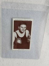 1938 Churchman's Cigarettes Boxing Personalities #16 Ben Foord M2 - $4.95