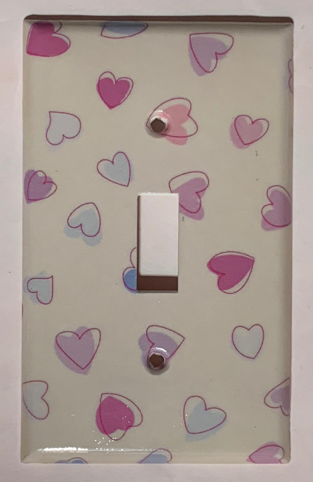 Love heart single toggle