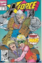 X-Force Comic Book #7 Marvel Comics 1992 Near Mint New Unread - $3.99