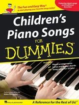 Children's Piano Songs for Dummies Hal Leonard Corp. - $16.65