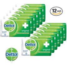 Dettol Anti-Bacterial Hand and Body Bar Soap, Original, 110 Gr / 3.88 Oz... - $16.68