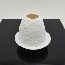 Lladro Madrid Porcelain Lithopane Votive Light  - €53,88 EUR