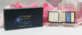New Shiseido Cle De Peau Beaute Eye Shadow Quad Refill #209 Colors & Hig... - $32.99