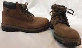 Skechers 4442 Waterproof Men's VERDICT Hiking Work Boot Brown Sz US 11.5... - £38.21 GBP