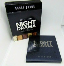 Bobbi Brown Night Drama Eye Palette 0.65oz/ 18.3g Nib - $32.95