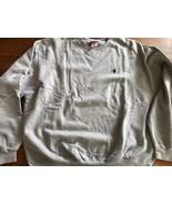Vintage Champion Crewneck Sweatshirt XXL gray 90's Excellent Condition - $25.65