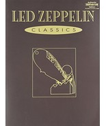 Led Zeppelin Classics (Authentic Guitar-Tab Editions) Led Zeppelin - $10.95
