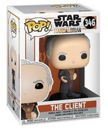 Funko POP!: The Client #346 (2020) *Star Wars The Mandalorian / Boxed* - $9.00