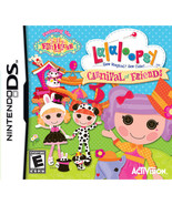 Lalaloopsy Carnival of Friends - Nintendo DS Brand New Sealed - $8.19