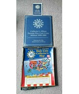 State Quarters Collectors Map  - United States 1999 - 2008 Complete with... - $39.59