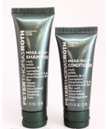 Peter Thomas Roth Mega-Rich Shampoo & Conditioner Set - Travel Size - $6.50