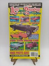 Auto round-up vintage vehicle buy-sell-trade magazine vol. 7 no. 799 yea... - $2.80
