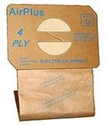 Replacement Electrolux Paper Bag, Lux Discovery Upright ENV Bulk 100#138FPC - $62.19
