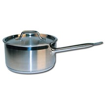 Winware Stainless Steel 4.5 Quart Sauce Pan with Cover - $34.82