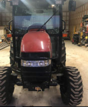 2017 CASE IH FARMALL 55C CVT For Sale In New Florence, Missouri 63363 image 3