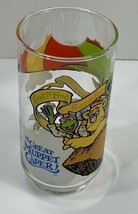 VTG McDonald's 1981 Muppets Kermit the Frog Great Muppet Caper Fozzie Bear Cup - $19.39
