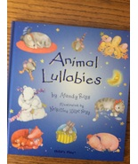 Animal Lullabies by Mandy Ross Childs Play picture book Bedtime Cuddle P... - $3.97