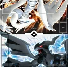 Pokemon Black White JAPANESE Trading Card Game Reshiram Zekrom Official ... - $91.53