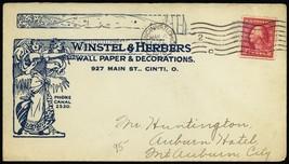 Art Nouveau, The Wall Paper Co. Advertising Cover - Stuart Katz - $95.00