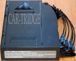 MAGAZINE CARTRIDGE FOR BECKER 7860 Silverstone PORSCHE FERRARI 6 DISC CD... - $45.60