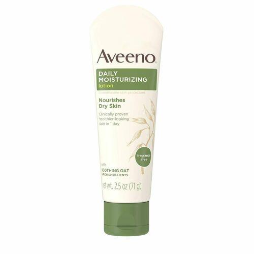 Aveeno Active Naturals Daily Moisturizing Lotion, 2.5 oz. - $9.89
