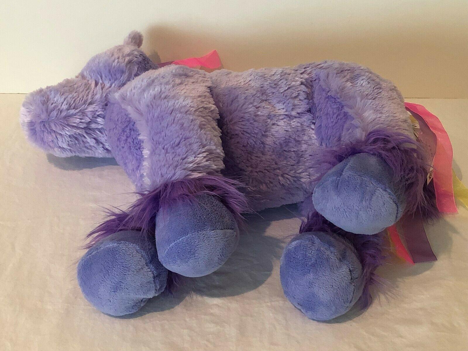 Unicorn Teddy Bear Toys R Us, Animal Alley Unicorn Purple Plush Toys R Us And 50 Similar Items