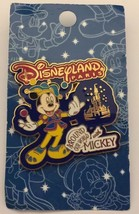 Disneyland Paris Around the World with Mickey Pin Limited Edition Origin... - $11.39