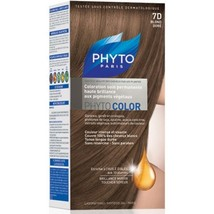PHYTOCOLOR Permanent Coloring Treatment Shade 7D Golden Blond - $28.00