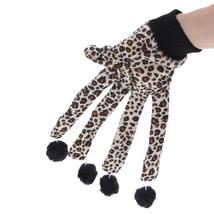 Cute Cat Toys Scratcher Leopard Glove with Lovely Balls Teaser Playing T... - $16.98