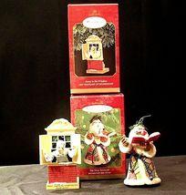 Hallmark Keepsake Ornaments Away to the Window & Toy Shop Serenade AA-191792A C image 8