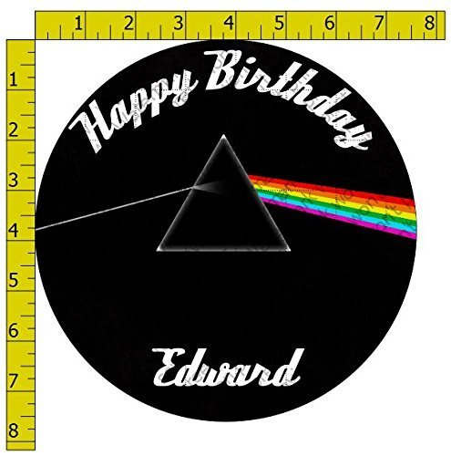 ff2d28c2065aa Pink Floyd Personalized Edible Frosting and 50 similar items