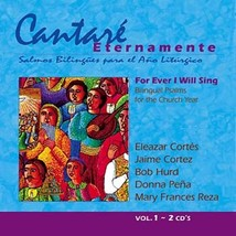 Cantaré Eternamente/For Ever I Will Sing, Vol. 1 by Various Artists