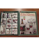 Plaid Bake-able One Stroke Glass Painting Donna... - $5.00