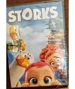 Storks (DVD) (Andy Samberg, Katie Crown, Kelsey Grammer) NEW, sealed, sh... - $8.07