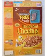 Cereal Box 2000 Honey Nut Cheerios DINOSAUR Chomping Magnet KRON 20 oz - $28.80