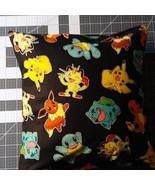 "12"" X 12"" Pokemon Pillow - $17.99"