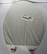 NEW - Kohler Grip Tight EB 02 Toliet Seat White Oblong #126578-0 Elongated - $45.31