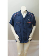 Vintage Bowling Shirt - Wizard Method Inc. - By Hilton - Men's Extra Large - $49.00