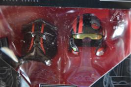 Star Wars Black Series Die-Cast Metal Helmets TIE FIGHT PILOT ELITE & PO... - $24.30