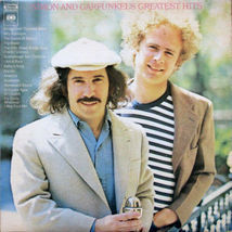 Simon And Garfunkel's Greatest Hits 1972 A Classic LP Superfast Shiping! - £17.46 GBP