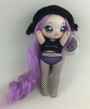 """Minna Moody Doll 7"""" MGA Entertainment Na! Na! Na! Surprise Fashion Purpl... - $22.23"""