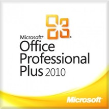 Microsoft Office 2010 professional plus 32/64 bit activation key Digital... - $27.99