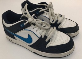 Nike Air Zoom Mens Shoes Size 10 Blue White Retro Sneakers - $24.00
